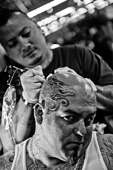 Body Art Expo : Head work | by tibchris
