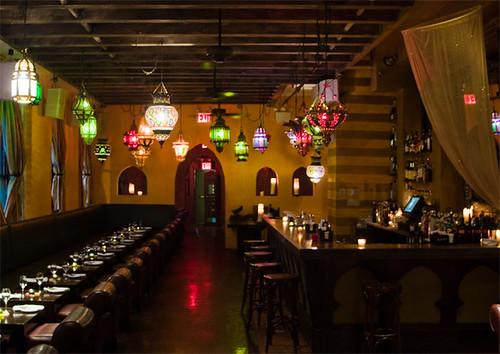 Hookah Bar Restaurant Arabian Night