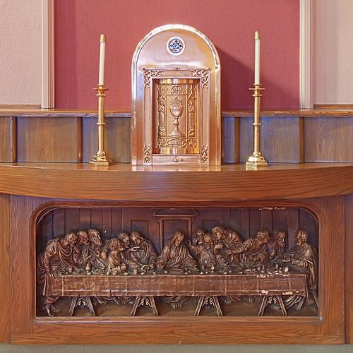 Sacred Heart Roman Catholic Church, in Crystal City, Misso ...