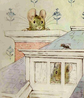 THE TALE OF TWO BAD MICE | by old school paul