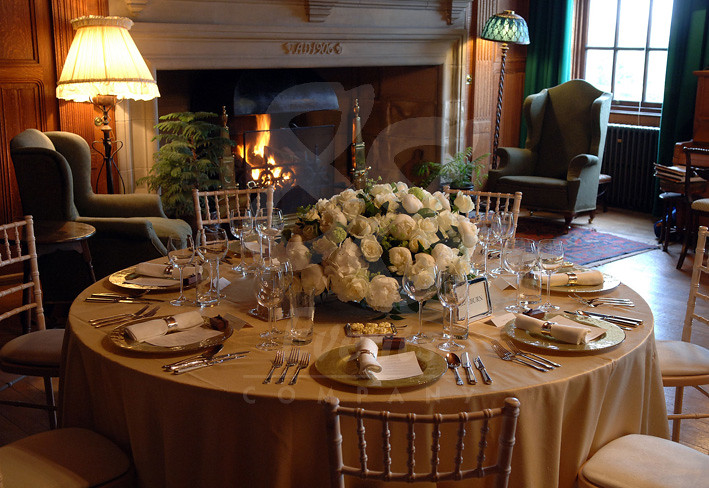 88 Events Designs A Wedding At Hill Of Tarvit Ivory Faux