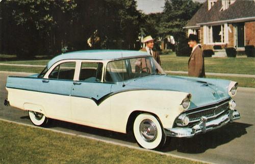 1955 ford fairlane town sedan canada alden jewell flickr for 1955 ford fairlane 4 door
