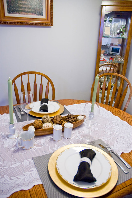 Halloween Table Setting Flickr Photo Sharing