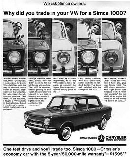 Simca ad in Newsweek | by dok1