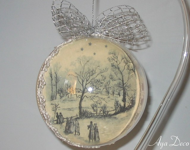 Create A Christmas Ornament