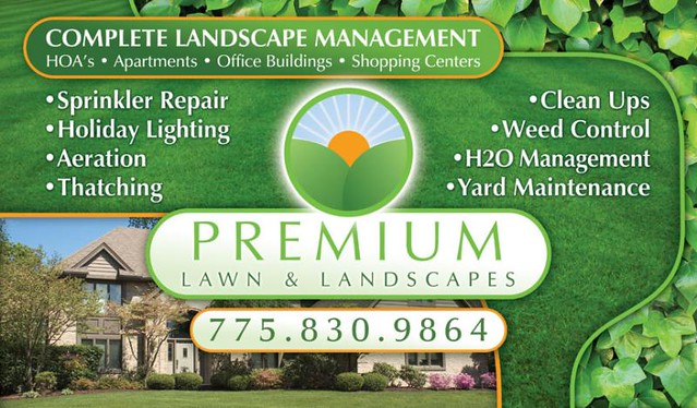 ... Premium Lawn & Landscape trailer sign | by Mario Colombini - Premium Lawn & Landscape Trailer Sign Designed By Me At Gr… Flickr