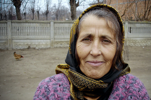 An elderly Roma woman | by World Bank Photo Collection