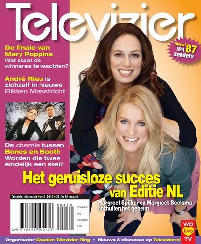 Afbeeldingsresultaat voor televizier magazine nederland cover