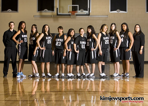 Volcano Vista Girls Basketball 2009 10 Had Some Fun With
