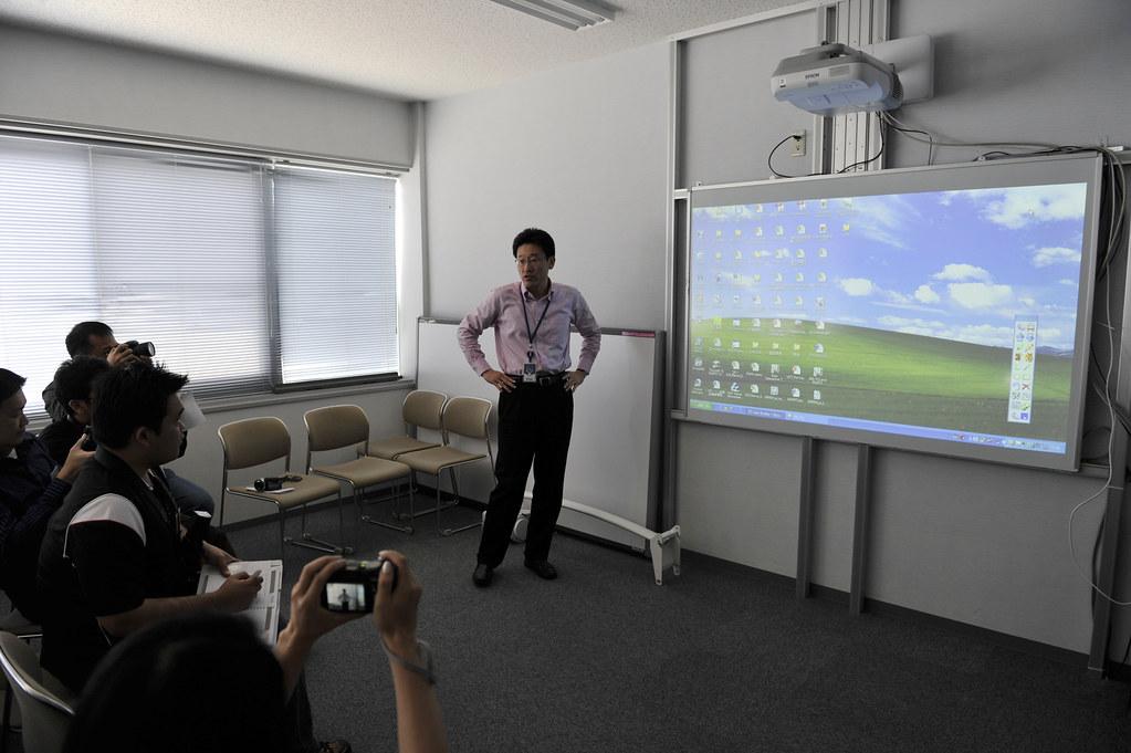 Ultra Short shooting projector