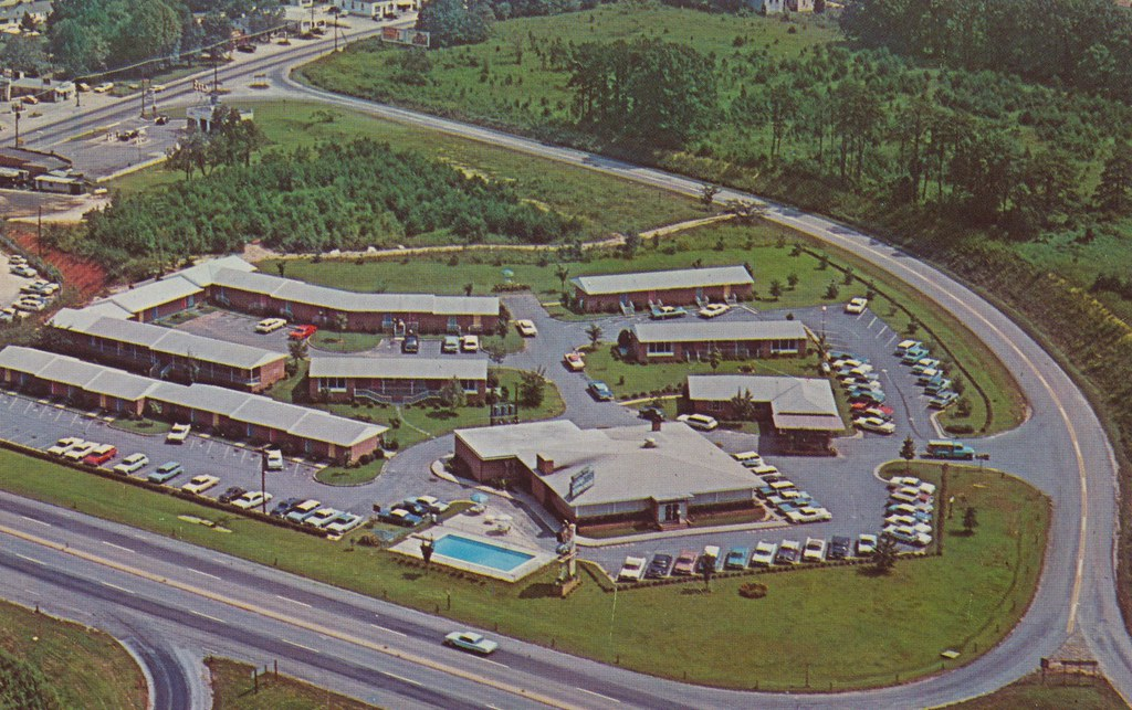 Furniture City Motel - High Point, North Carolina