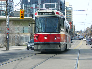 TTC Streetcar's LED Headlights! | by MSVG