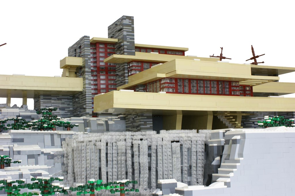 f l wright fallingwater building info fallingwater a flickr