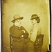 Walt Whitman and Peter Doyle