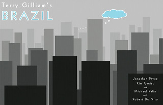 Brazil Movie Poster | by willbinder