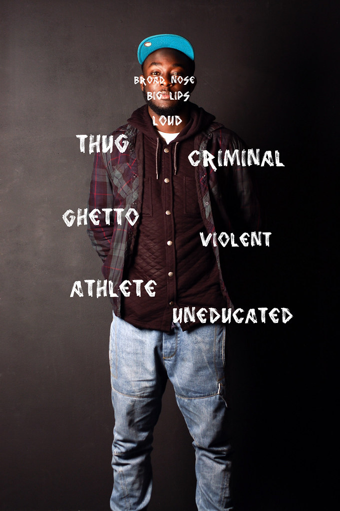 stereotyping criminals Talk:criminal stereotype of african americans  a fact from criminal stereotype of african americans appeared on  practice of racial profiling of criminals be.