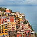 Italy -  Manarola: Bright and Colourful