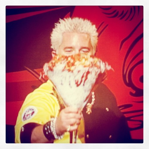 Guy Fieri. at Caesars W. (may 21) | by cattycat13