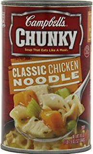 Campbell's Chunky Soup at Meijer