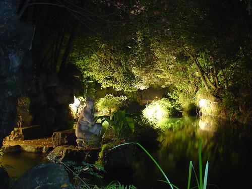 Reggia di caserta giardino inglese bagno di venere flickr - Bagno in inglese ...