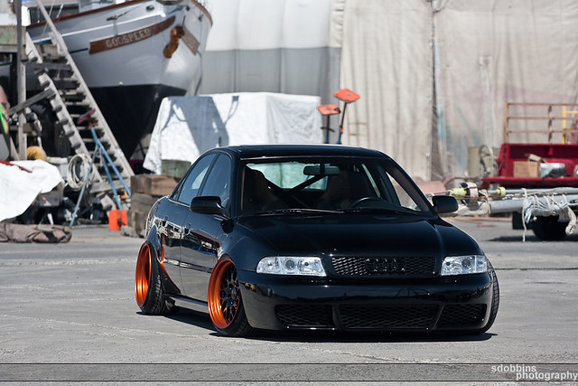 Jesster U0026 39 S Bagged 2001 Audi S4 On Fikse Splits 1664