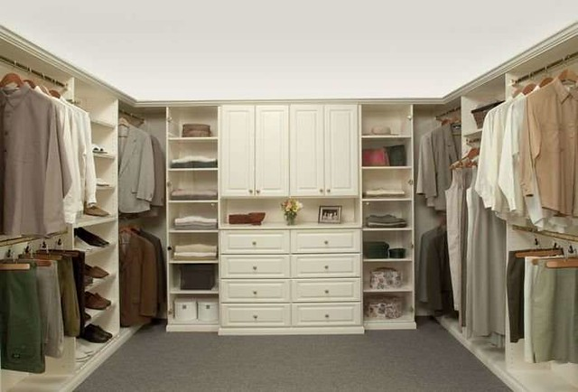Custom closets and cabinets home offices garage pantry for Closet world garage