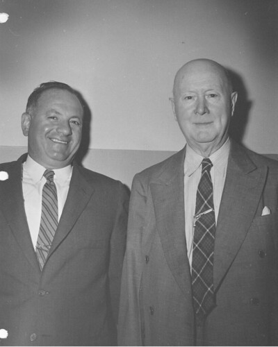 Chester Bland and Charles H. Coles | by CT State Library