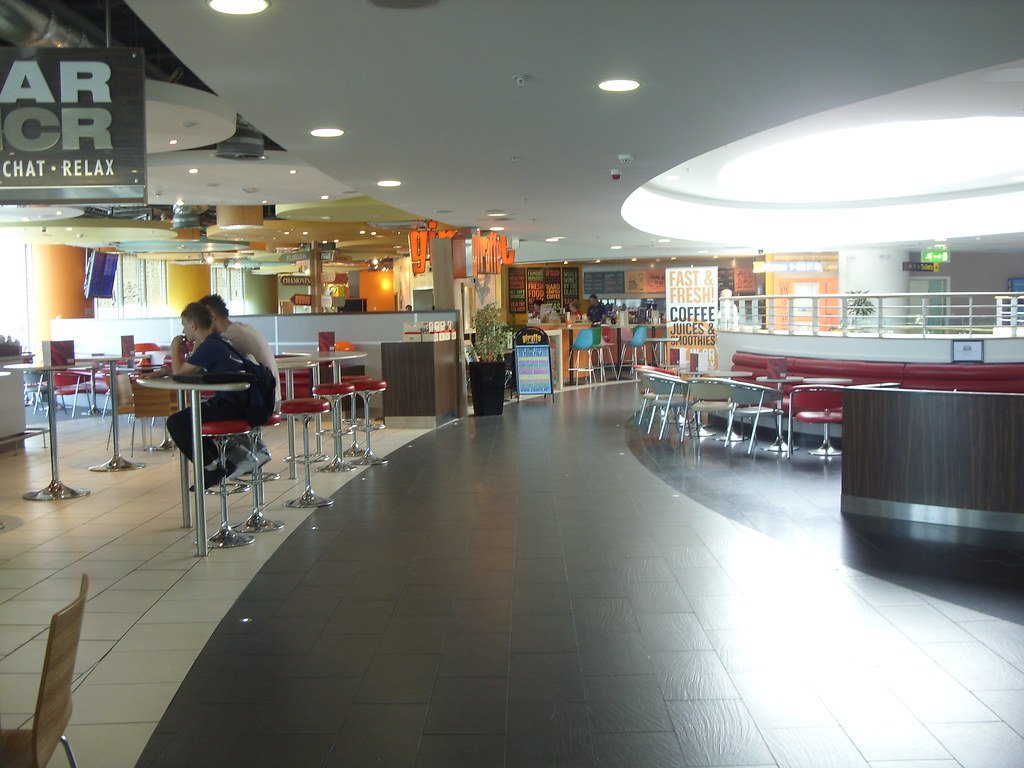 Airport Terminal 1 Food