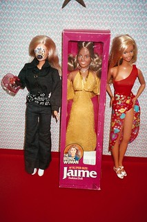 Super Size Jaime, Candi & Barbie | by CatPats