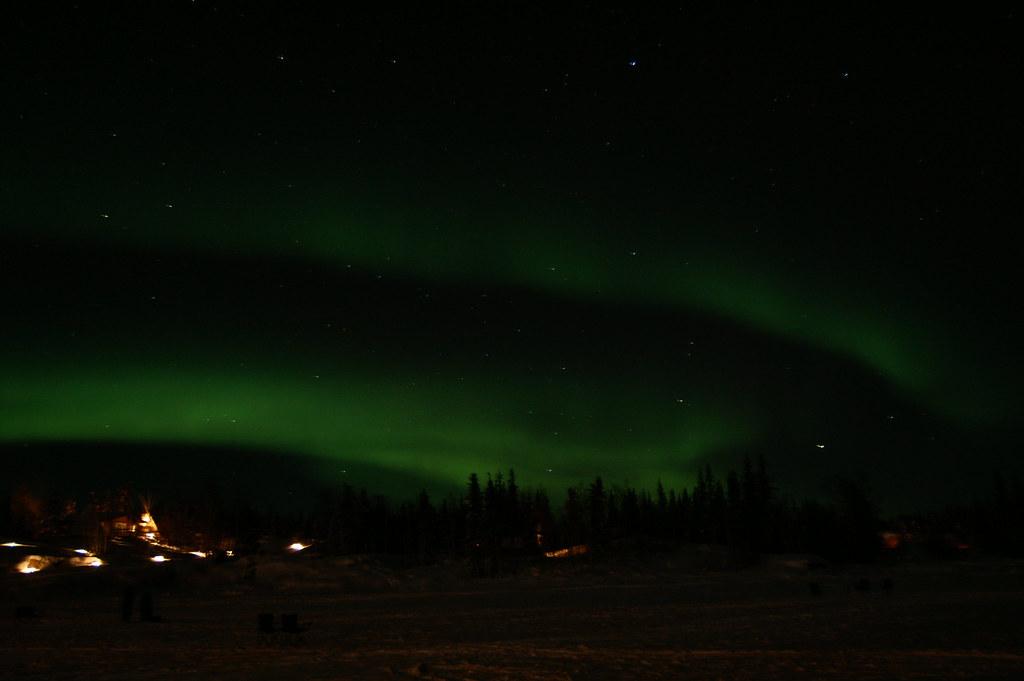 Canada Yellowknife Aurora Tours