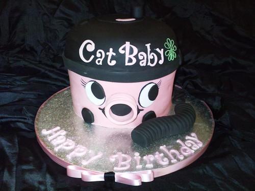 Hetty Hoover Cake