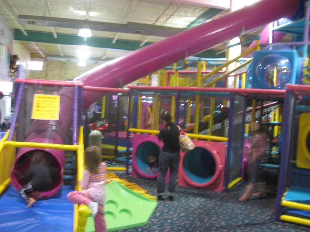 Kids 'N' Action   Jordan's birthday party was at Kids 'N ...