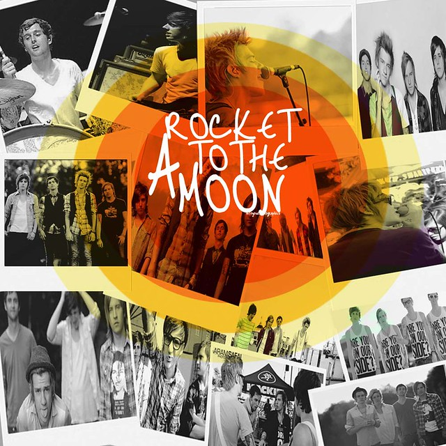 Rockets To The Moon: I Tried To Make It Look Like The
