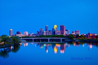 Minneapolis Water Colors | by Doug Wallick