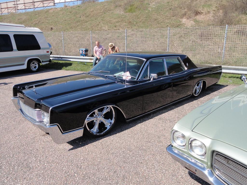 1967 Lincoln Continental | 18 April 2010, Zandvoort ...