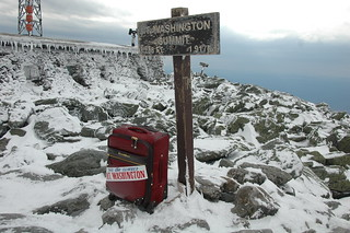 This bag climbed Mt Washington | by Mt.Washington Auto Road