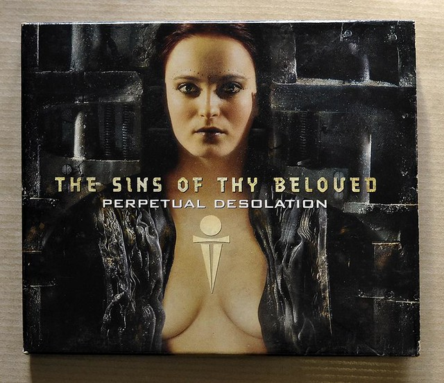 SINS OF THY BELOVED PERPETUAL DESOLATION import (CD)