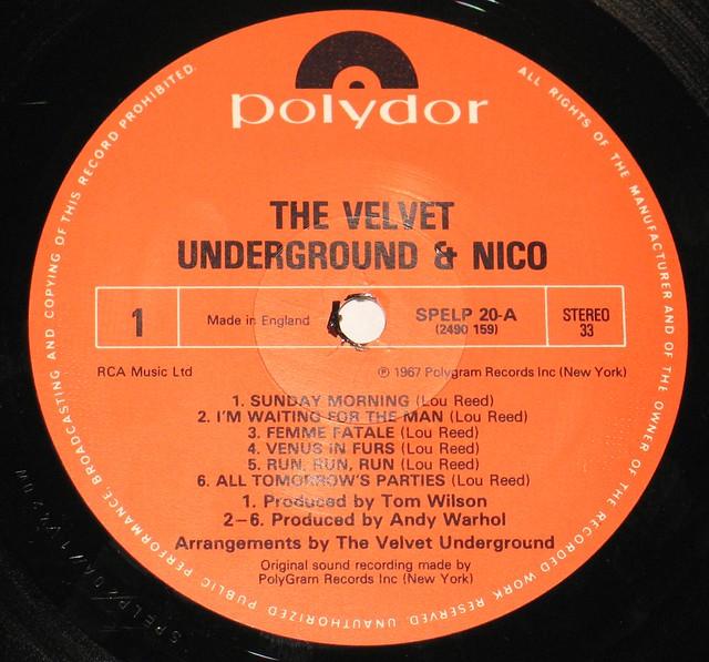 Velvet Underground & Nico - Andy Warhol