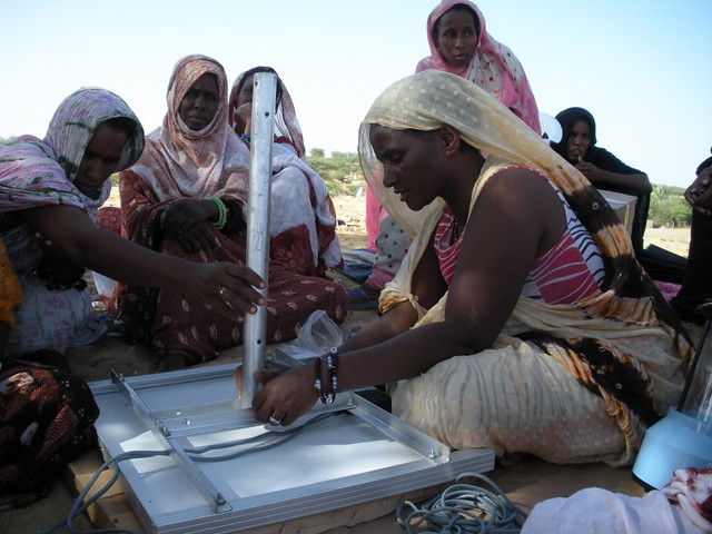 Women Barefoot Solar Engineers Of Africa The First Women