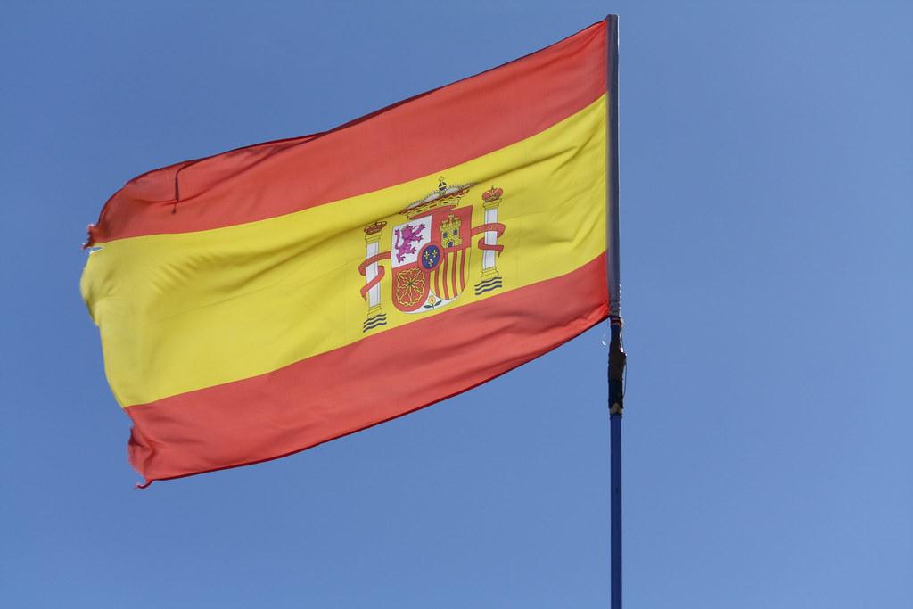 Spanish Flag Magnus Akselvoll Flickr