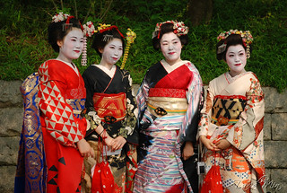 Kyoto - Maiko | by GlobeTrotter 2000