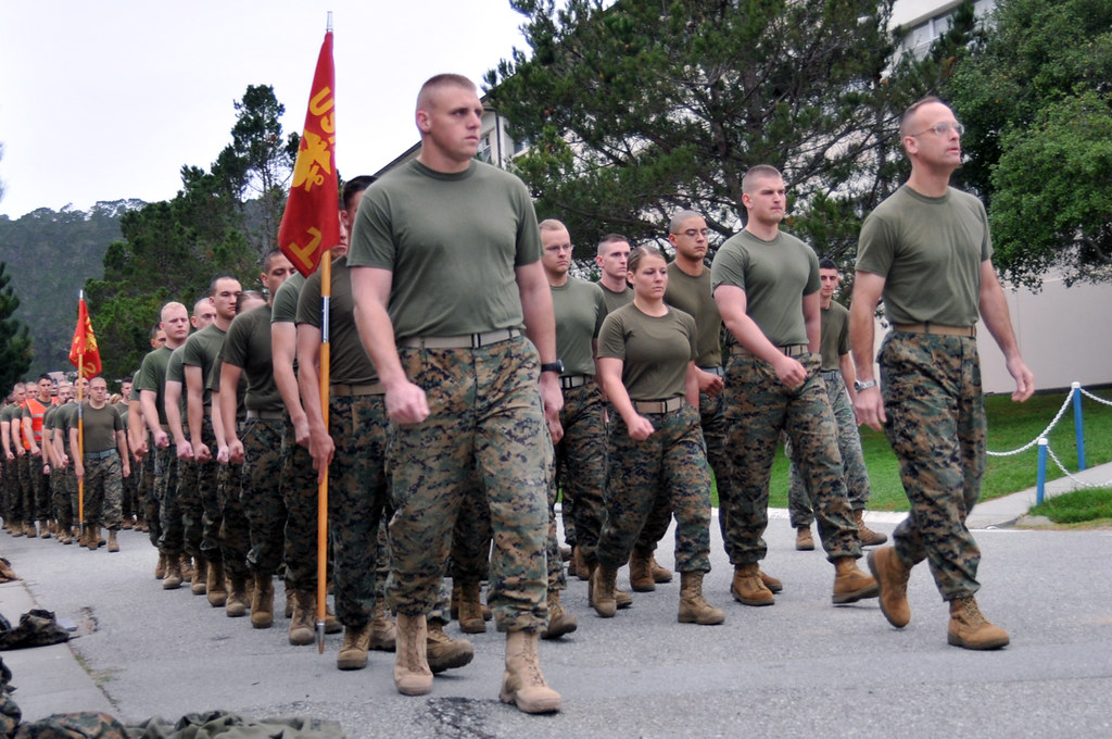 Boots and Utes | The Presidio of Monterey Marine Corps ...