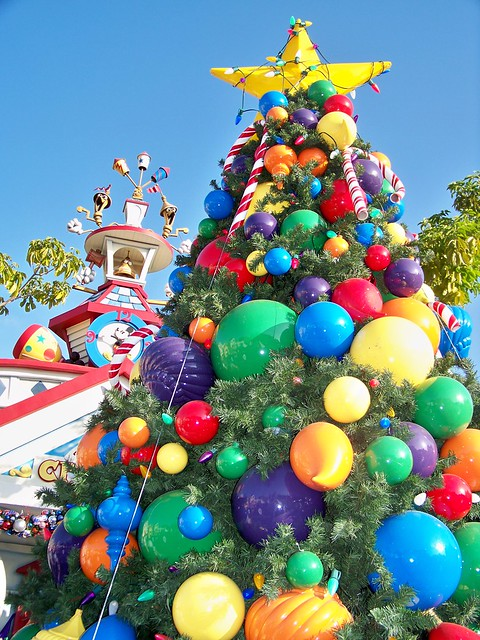 Toontown Christmas Tree Flickr Photo Sharing