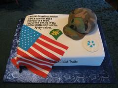 Air Force Dd Cake
