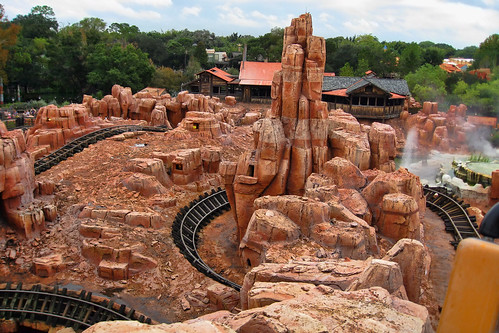 Thunder Mountain - Magic Kingdom | by Curtis Lannom
