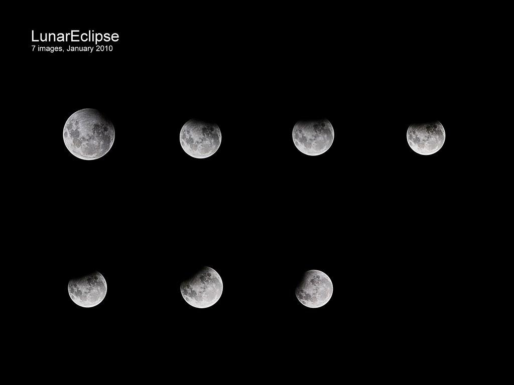 Lunar Eclipse on a Blue Moon | Lunar Eclipse : Earth's ...