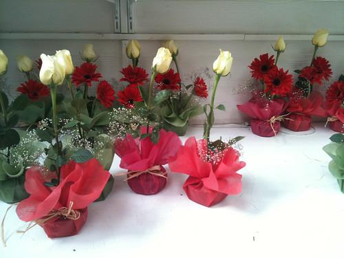 arreglos florales para las mesas boda chacn caroca victor
