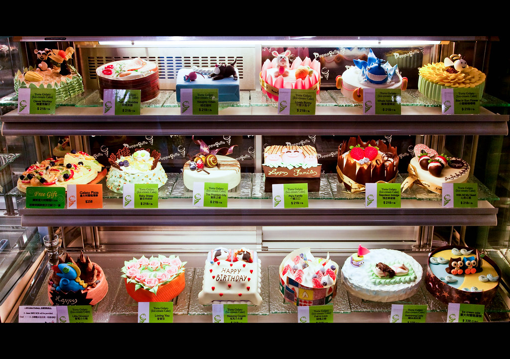 Ice Cream Cake Shops Melbourne
