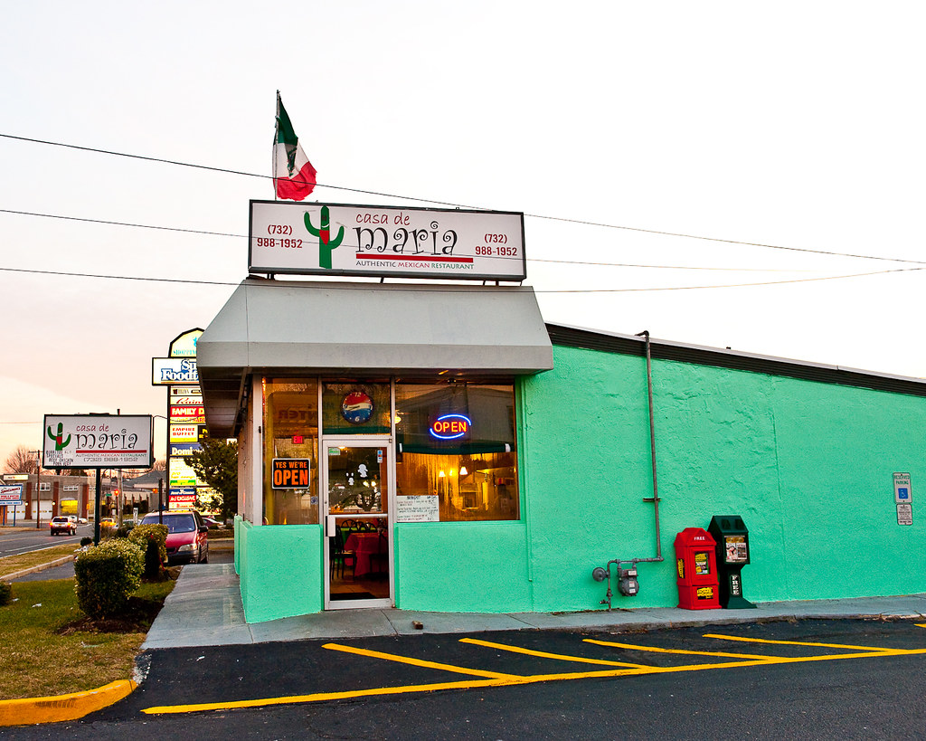 Mexican Restaurant Jersey City New Jersey