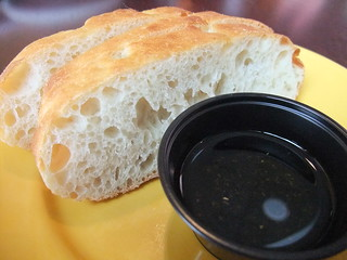 Bread and Dipping Oil from The Lost Shepherd Tavern (Powell, OH) | by swampkitty
